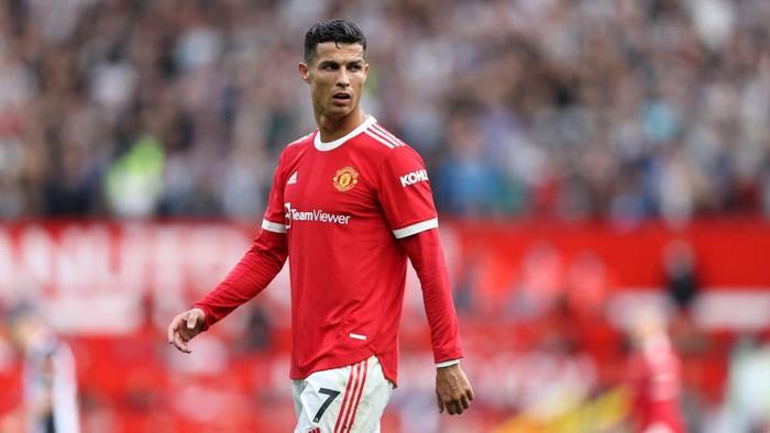 Manchester United Rendahkan Cristiano Ronaldo